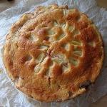 Podmáslák aneb (původně) Kefírový koláč