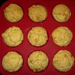 Škvarkové muffiny
