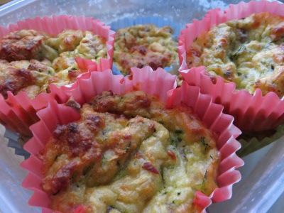 Muffiny zblízka