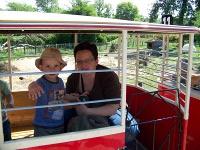 V tramvaji